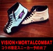 VISION�~MORTALCOMBAT�R���{����X�j�[�J�[